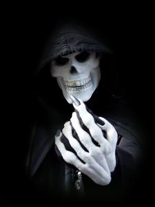 Death's invitation