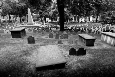 Old Granary Burying Ground