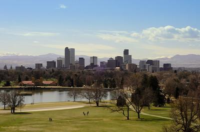 Denver, Colorado April 2011