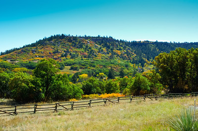 Castlewood Canyon State Park, Colorado September 30, 2011