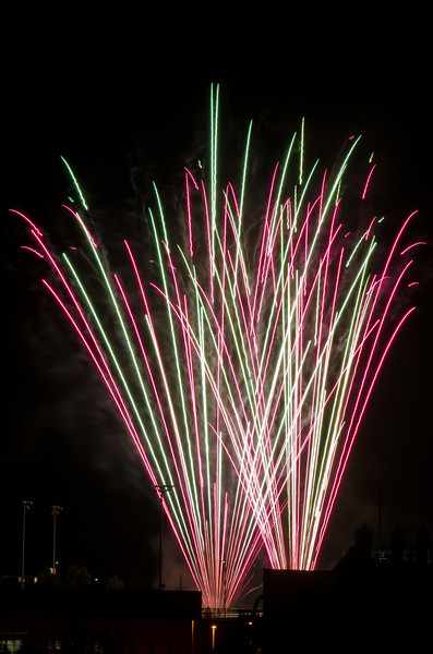 2011 July 4 Fireworks