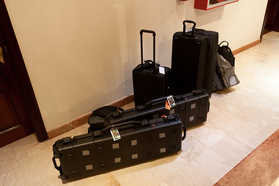 Equipment and Luggage