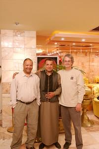 Mel Plesant, Mohammed Tabbal, Landon Curt Noll