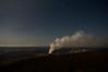 Halema'uma'u vent of the Kilauea volcano
