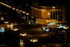 Empty stteets of Urumqi under security lockdown