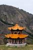 Lake Tianchi Buddhist temple