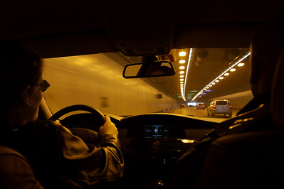Swiss Cheese Tunnels