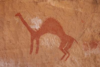 5000 year old petroglyph
