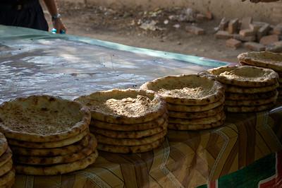 Uyghur Nan bread