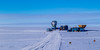 The skies of Antarctica are among the clearest and driest of any on Earth.  They are an ideal environment for Astronomical research and exploration of the Southern Skies.