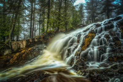 Chester Creek Falls, Duluth, MN