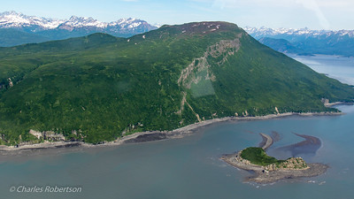Duck Island in the lower right, where we got some good Puffin and Bald Eagle images a couple days ago.