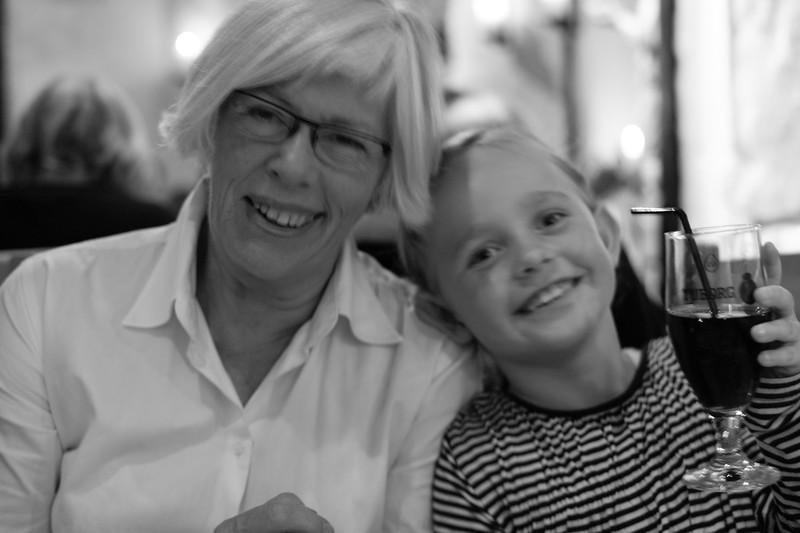 Zille og mormor
