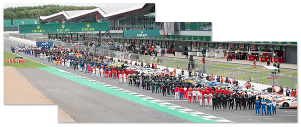Six Hours of Silverstone - Grid