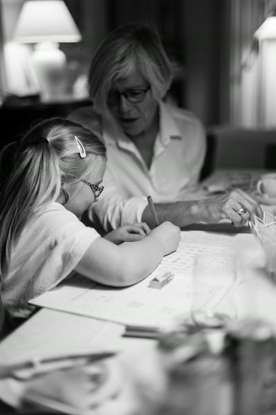 mig og min farmor