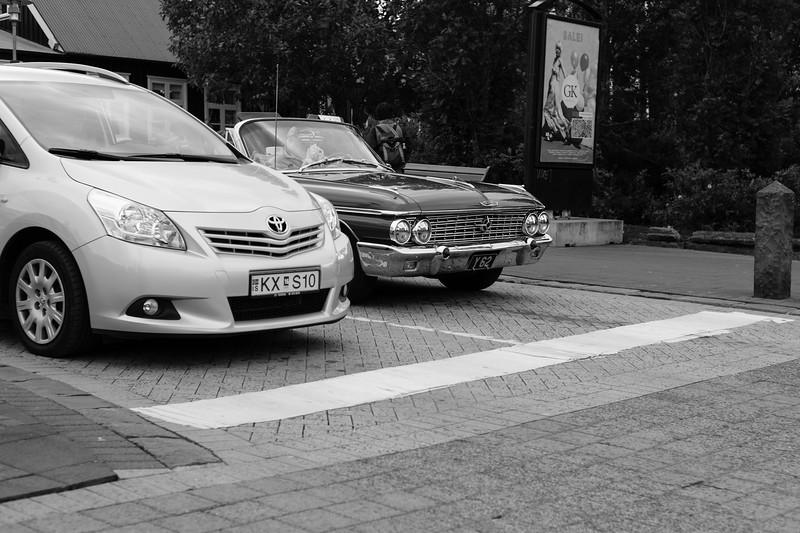 Toyota vs Ford