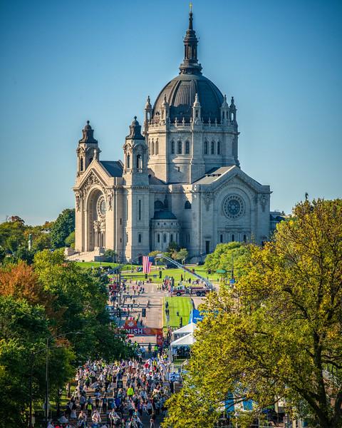 TC Marathon St. Paul Cathedral