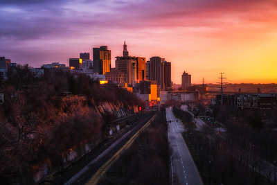 St. Paul Sunrise