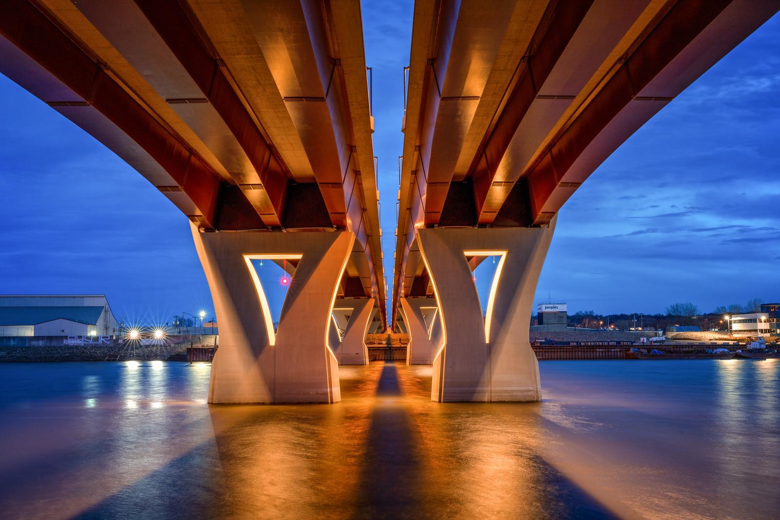 Lafayette Bridge, St. Paul