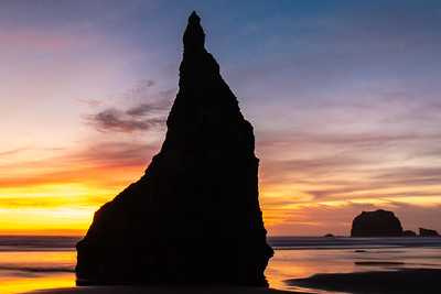 Witch's Hat, Bandon Beach