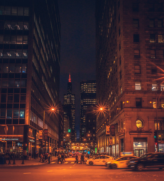 Downtown Chicago I