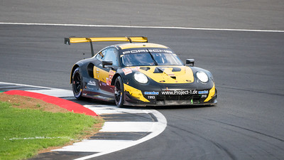 #56 TEAM PROJECT 1 LMGTE Am - Porsche 911 RSR