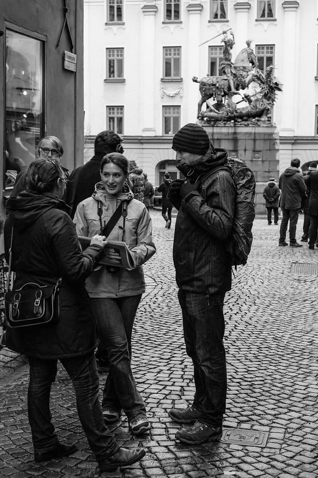 Stockholm rendez-vous