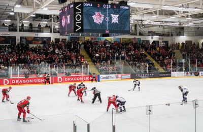 20191005 - Devils vs Storm
