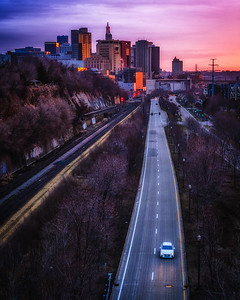 Smith Street Sunrise