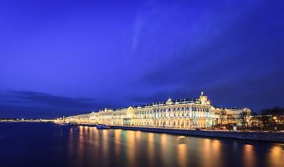 Hermitage Museum, Saint Petersburg Russia