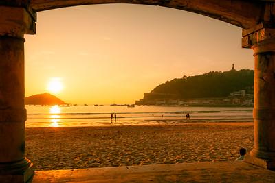 Beach of La Concha