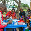 A COCOBA meeting. Mugumu area, west of Serengeti, Tanzania. © Daniel Rosengren