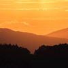 Sunset at the Bayerischer Wald NP, Germany. Daniel Rosengren / FZS