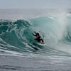 Surfing in Laguna Beach