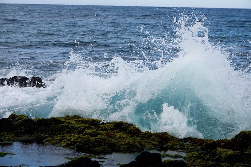 Sandy Beach in Oahu
