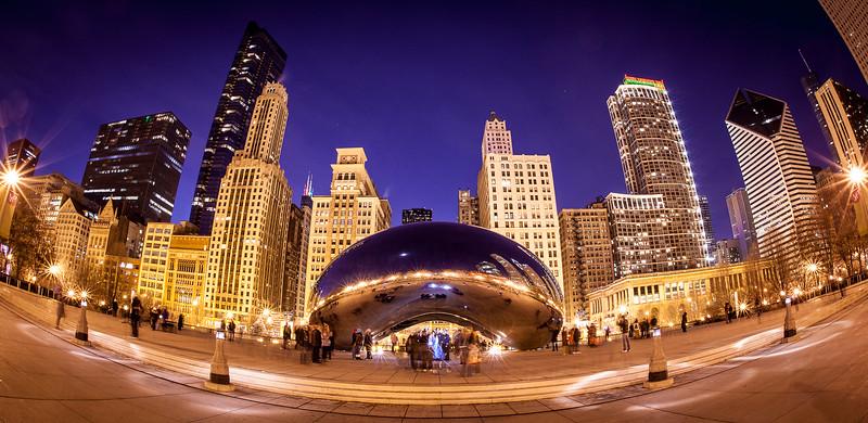 Millennium Park in Chicago by Chris Smith