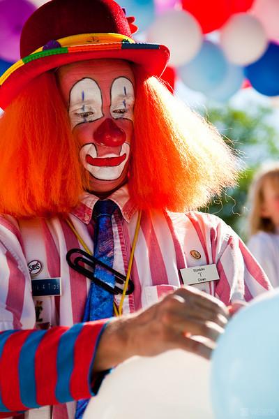 Ahh, a Clown!