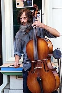 Street Musician Salt Lake City