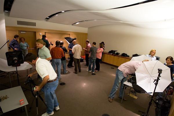 Utah Strobist Meetup @ SLC Library