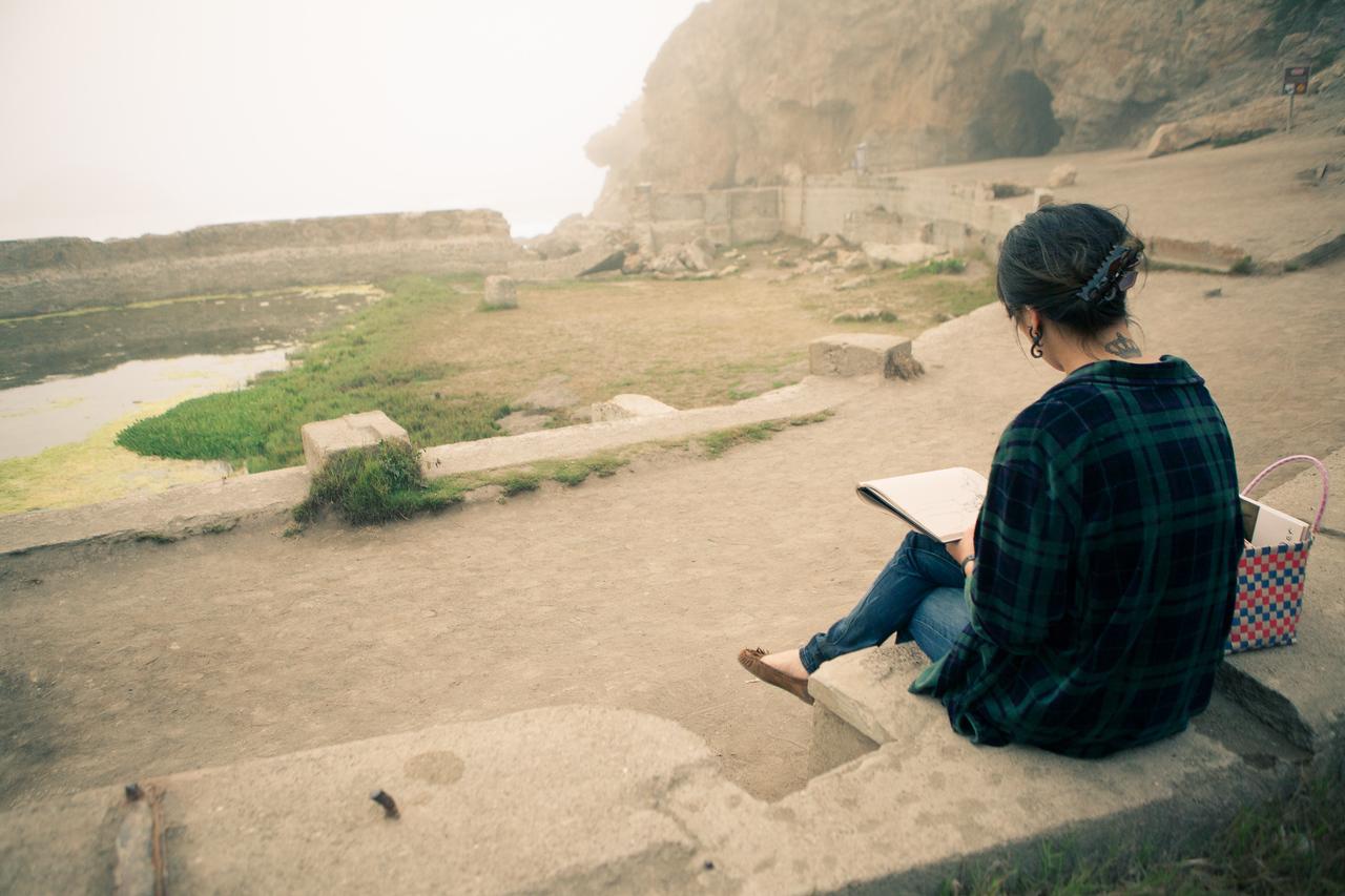 Sketching Ruins