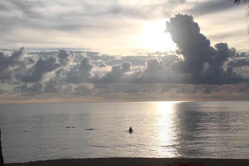 Big sky - big sea