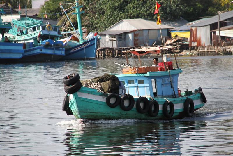 Fishing boat 4