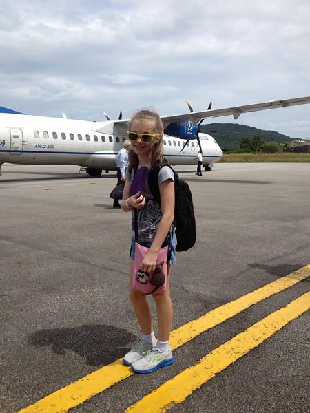 Arriving in Phu Quoc Nov 2012