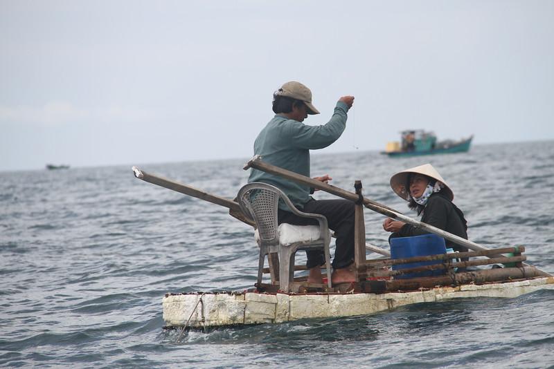 Strangest boat I have ever seen