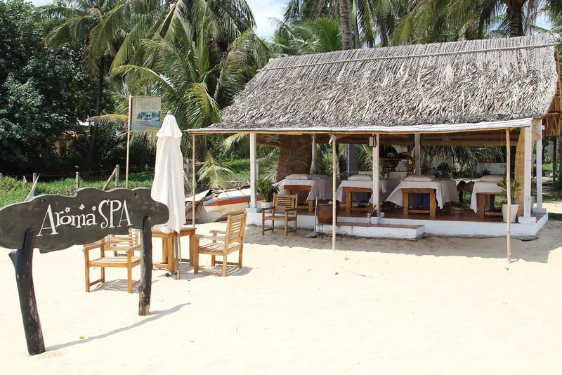 Our preferred massage venue
