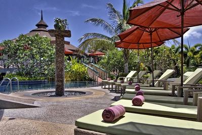 HDR, Phuket, Thailand, Golden Tulip Mangosteen Resort and Ayurveda Spa, Phuket Resort, Phuket Boutique Resort, Phuket Hotel, Phuket Hotels, Phuket Ayurveda, Rawai, Chalong, Nai Harn