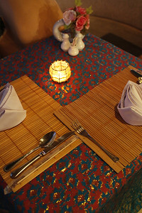 5 Gems of Asia - Mangosteen Phuket presents specialties from Thailand, Vietnam, India, China and Japan - every Friday Night at Mangosteen Resort & Ayurveda Spa. Even our team turns into Indian or Chinese!