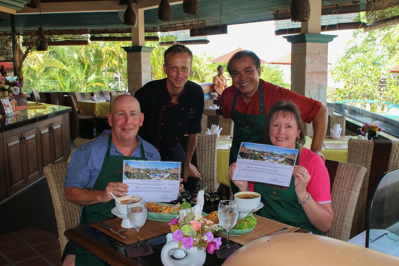 Thai Cooking Class at Mangosteen Resort & Ayurveda Spa, Phuket