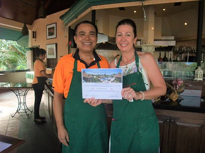 Thai Cooking Class at Mangosteen Phuket, Susanne, 10Nov2017