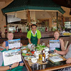 Thai Cooking Class at Mangosteen Boutique Resort Phuket 13June2014, Brett, Julie and Suzanne